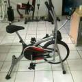 Sepeda Fitness Statis Platinum BikeBakar Lemak Badan Lengan Paha Xbike Platinum Folding