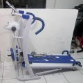 Treadmill 6 Fungsi Manual BFIT Alat Olahraga Fitness Tretmil Pembentuk Otot Jaco Treatmill
