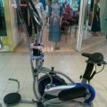 Orbit Trac Sepeda Fitness Orbitrek 5in1 Exercise Bmx Bike Olahraga Pembentuk Otot