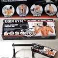Pembentuk Otot Tubuh Iron Gym Extreme Pull Up Bar Alat Olahraga Fitness Bongkar Pasang Jaco
