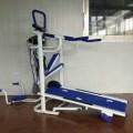 Treadmill Manual 6 Fungsi Jaco Papan Olahraga Jalan Lari Shaga Tretmill FS 728-6 Berkualitas