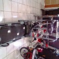 Papan Lari Manual 6In1 Jaco Alat Fitness Perata Perut Treadmill Magnetik Aibi Treatmill Berkualitas