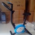 Alat Olahraga Murah Belt Bike Magnetic Jaco Sepeda Fitness Statis Mini Gym Shaga Xbike