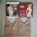 Monalisa Slimming Suit Double InfraRed Kozuii Korset Pelangsing Wanita 3in1 Baju Pembentuk Tubuh