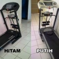 Jaco Treamill 6 Fungsi Olahraga Lari Push Up BFit Tretmill Manual 6in1 Home Gym Pelansing