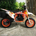 Motor Mini Trail Dirt Bike SX50