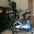 Orbitrek 5 Fungsi Olahraga Sepeda Statis