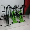 Olahraga Spinning Bike Magnetic Resistance