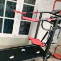Treadmill Manual 6 Fungsi Olahraga Lari Dalam Ruangan
