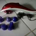 grosir alat pijat dolphin massager 6 in 1 blueidea murah