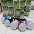 LAMPU BOHLAM LED USB 5 Watt= 20 Watt MITSUYAMA MURAH
