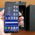 promo samsung galaxy note S8 plus 64 gb original blackmarket