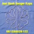 JUAL HOOK HANGER KAYU ( WOOD HOOKS HANGERS )