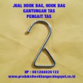Hook Bag, Hook Gantungan Tas