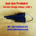 JUAL DAN PRODUKSI SERVICE WEDGE CLAMP ( SWC)