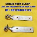 Jual dan Produksi Strain Hook Clamp ( Ekor Babi )