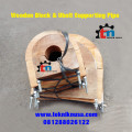 Jual Wooden Block Supporting Pipe