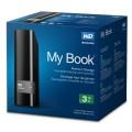 WD mybook 3TB personal storage 3.5'' USB 3.0  Bonus isi 300 Film Full HD