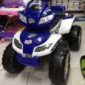 Motor Aki HE200 (Biru)