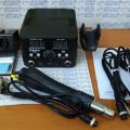 Solder Station Plus Hot Blower Digital Dekko 858,air heater solder uap panas