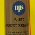 ups f1870 gasket remover,pembersih packing