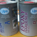 multi purpose epoxy resin UPS f815 lv Hardener,lem epoksi resin