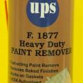 Paint remover heavy duty ups f 1877,pembersih cat