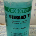 couplant ultrasonic testing Sonotech Ultragel II Magnaflux ndt