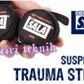 Suspension Trauma Safety Straps,DBI Sala 9501403 penyangah kaki