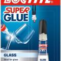 Loctite glass glue,Lem perekat kaca bening metal locteti