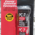 adhesive fix pc 7 epoxy glue heavy duty ,lem epoksi  serba guna