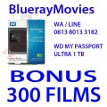 Jual Harddisk External WD My Passport Ultra 1TB / Hardisk Eksternal