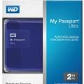 Jual WD My Passport Ultra 2TB Harddisk External Baru harga murah