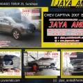 Perbaikan Kaki kaki Chevrolet di Bengkel JAYA ANDA Surabaya