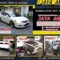 Bengkel onderstel HONDA di Surabaya . Jaya Anda