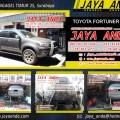 Bengkel onderstel TOYOTA di Surabaya . Jaya Anda