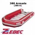 Jual Perahu Karet Karet ZEBEC 380A Armada # Baru | Murah