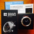 Garmin D2 Bravo GPS Aviator Navigation Pilot Watch 081289854242