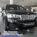 New BMW F26 X4 2.8i xDrive mSport 2016 | Harga Terbaik | Dealer BMW Jakarta Indonesia