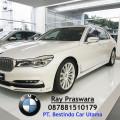 Info Harga All New BMW G12 730Li 740Li Pure Excellence CBU CKD 2017 Promo Dealer BMW Jakarta