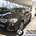 Harga All New BMW X4 2.8i Msport 2017 - Promo Best Price Nik 2016 Dealer Resmi  BMW Jakarta
