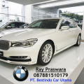 Promo All New BMW G12 740 Li Pure Excellence 2017 Harga Terbaik Dealer Resmi BMW Not Mercy S400