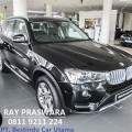 Promo All New BMW F25 X3 2.0d xDrive 2017 - Harga Terbaik Nik 2016 not Mercedes-Benz GLC