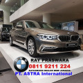 [ HARGA TERBAIK ] All New BMW G30 520i Luxury 2018 Dealer BMW Jakarta - Bukan Mercedes-Benz E Class