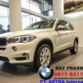 [ HARGA TERBAIK ] All New BMW F25 X5 2.5d xDrive 2018 Dealer BMW Jakarta - bukan mercedes-benz GLE amg