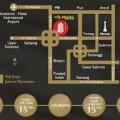 THE St. Moritz Penthouses and Residence Puri Indah, Jakarta Barat