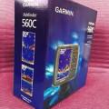 "GPS Marine GARMIN Fishfinder 560C 5 ""layar (Penangkap Ikan)"