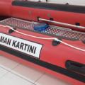 Jual Perahu Karet Robber Boat Kapasitas 10 Orang Murah Virgo