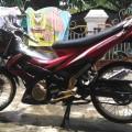 Jual/Tt Satria Fu150 dengan NinjaRR