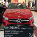 Ready stock Mercedes Benz New A 200 Progressive Line Harga Terbaik